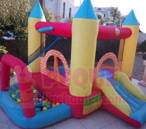 Imagen Mini Castillo Hinchable Play Center