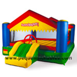 Castillo Hinchable  Big Jump 20m2