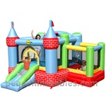 Mini Castillo Hinchable Peque Rancho