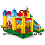 Castillo Hinchable Fun Palace 6 en 1