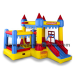 Mini Castillo Hinchable 5 en 1