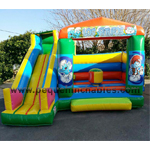 Castillo Hinchable Profesional Twin