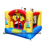 Hinchable Clown Bouncer