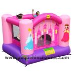 Castillo Hinchable Princesas Disney