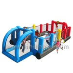 Pista Hinchable Multijuegos Happy Hop