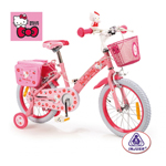 Bicicleta Infantil Hello Kitty 16
