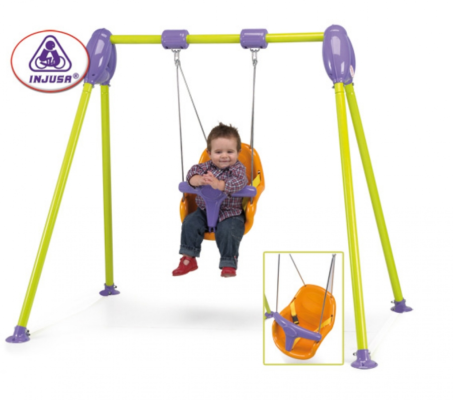 Columpio infantil 1 actividad for Columpios infantiles